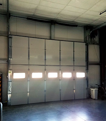 Superior Door Inc Commercial Door Interior