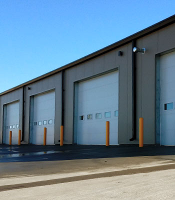 Bon Superior Door Inc Commercial Doors Row